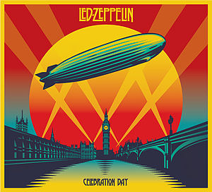 Led Zeppelin,  Celebration Day