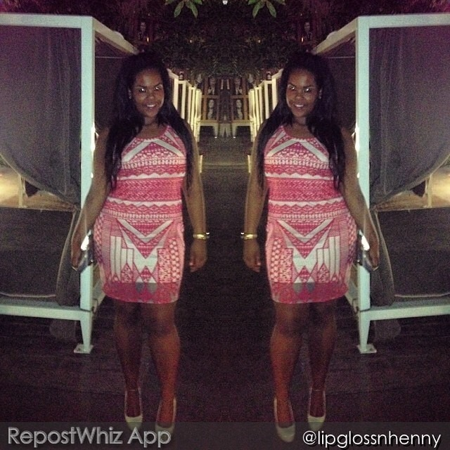 """Dear @lipglosshenny, Loving the print on this dress! (And the girl in it!) xoxo, fashionpenpals REPOST FROM @lipglossnhenny: """"What if there was two of me.. Can you handle that 😏😈💔 #Cns2 #bbbq #ootn #healthycurves #Plus_isamust #miaminights #club50 #Xo #Teamcancer #Summerbaby"""" (via #RepostWhiz @RepostWhiz app) http://ift.tt/1vqIF5B"""