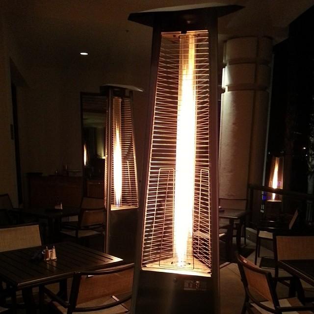 Flaming Dinner Things