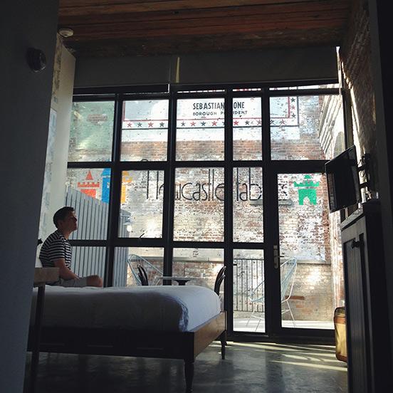 Wythe Hotel Brooklyn, NY