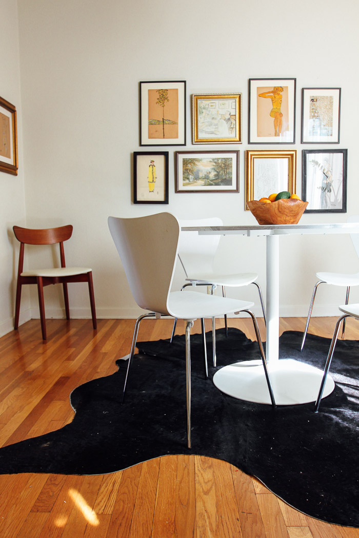 Sara and Rich Combs' Dining Room | StyleComb blog