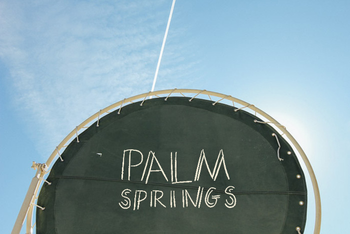 Palm Springs | StyleComb