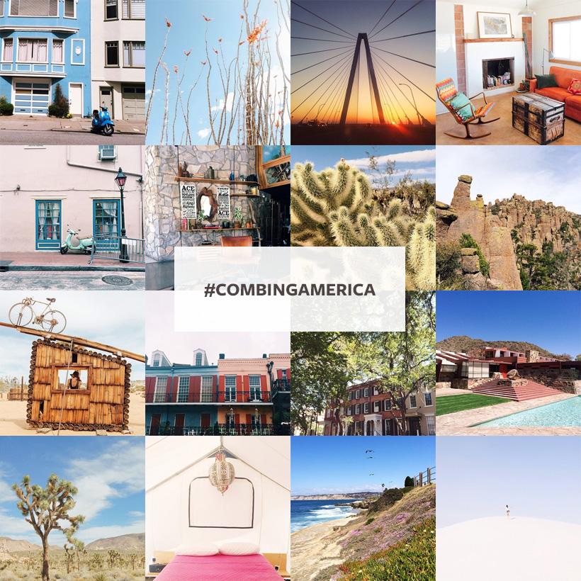 #combingamerica | DesignComb