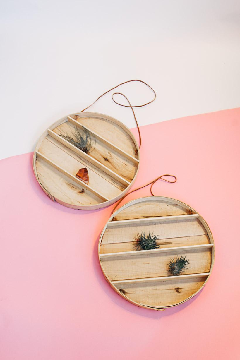 DIY Circle Shelf | DesignComb