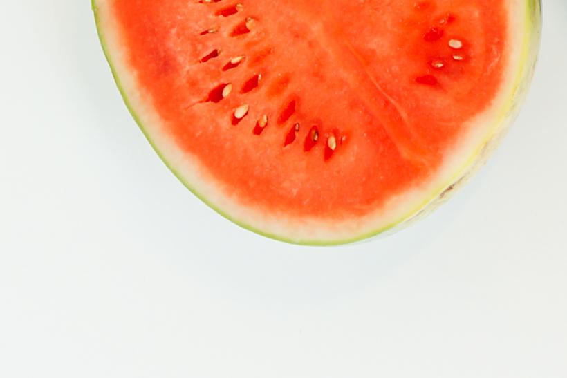 Watermelon Chia Lime Water | DesignComb