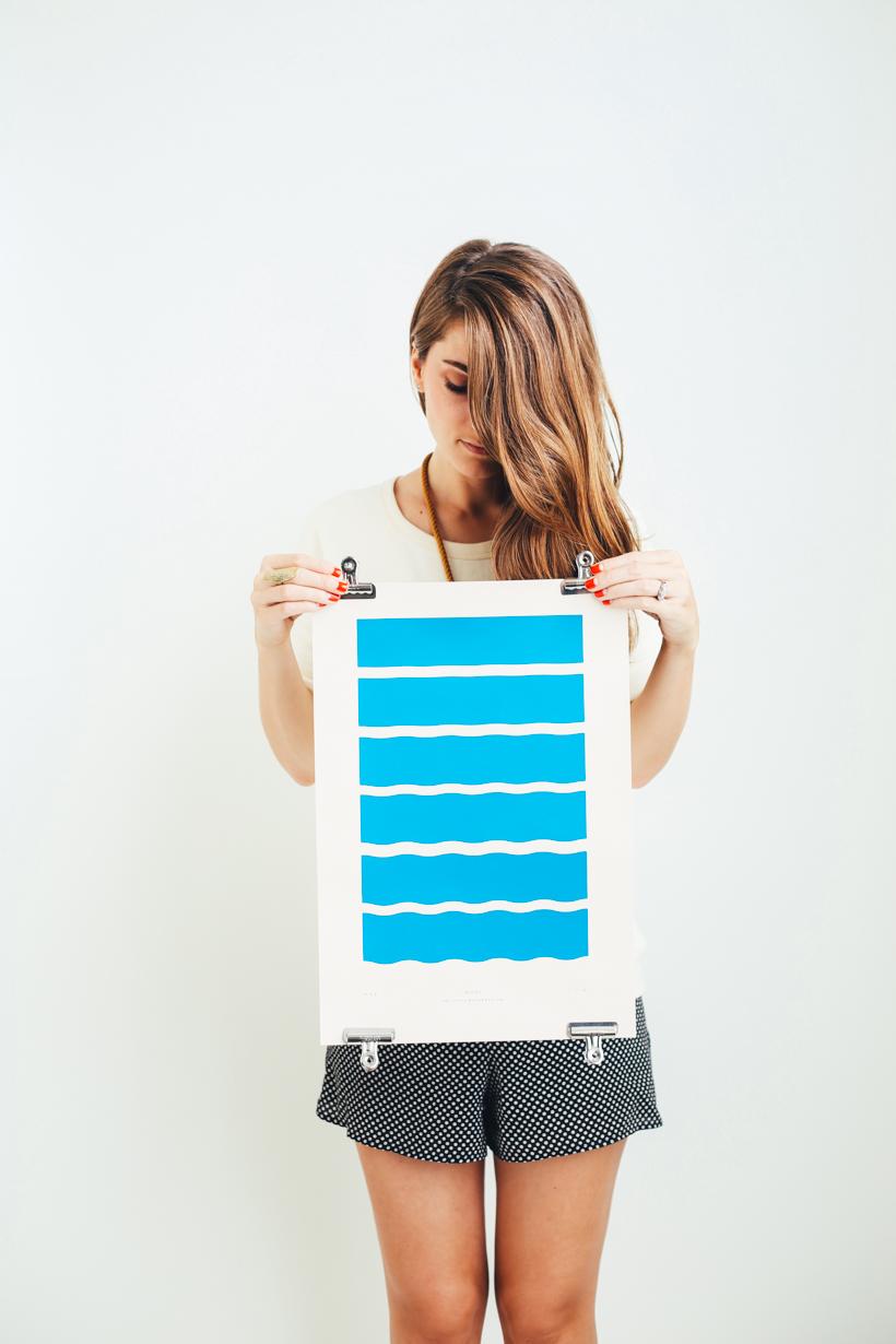 Julia Kostreva Print | DesignComb