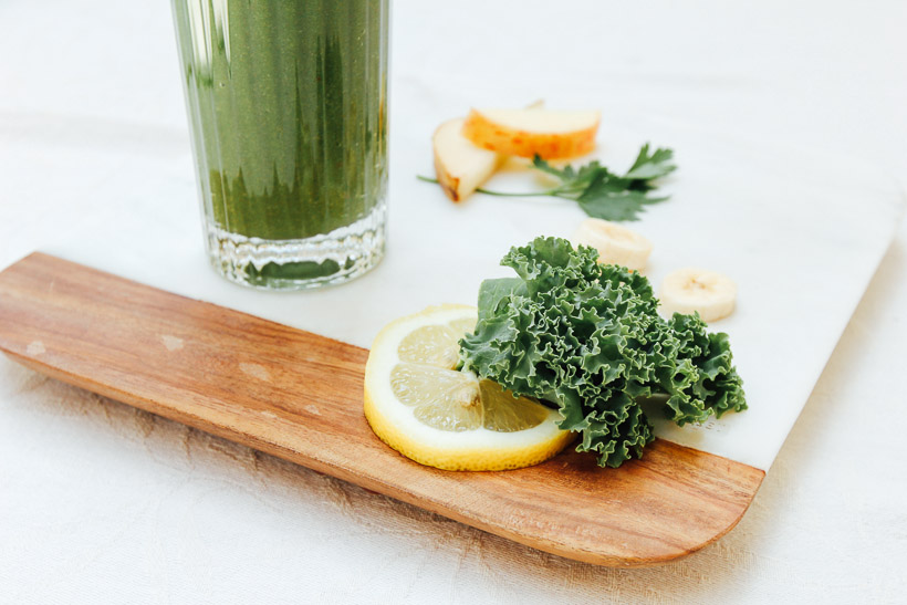 Green Smoothie Recipe | StyleComb