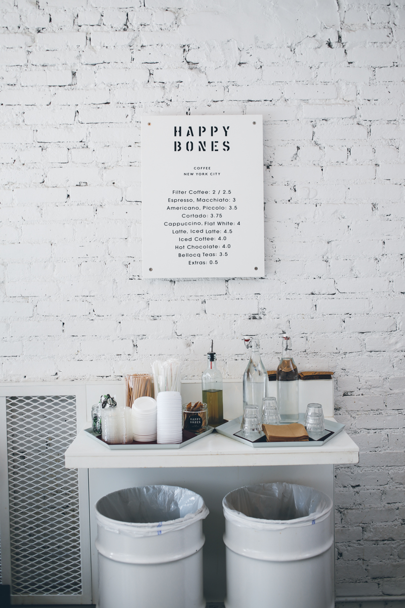 Happy Bone Coffee | DesignComb