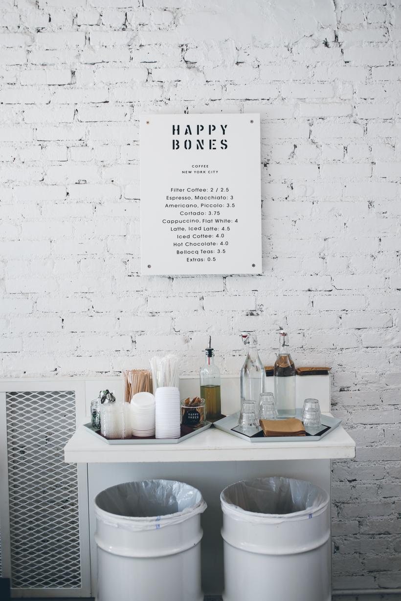Happy Bone Coffee | DesignComb