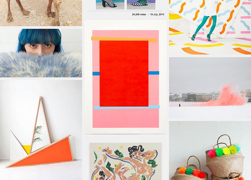 Aelfie Tumblr | DesignComb