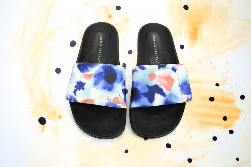 Loeffler Randall Resort Cat Slides | DesignComb