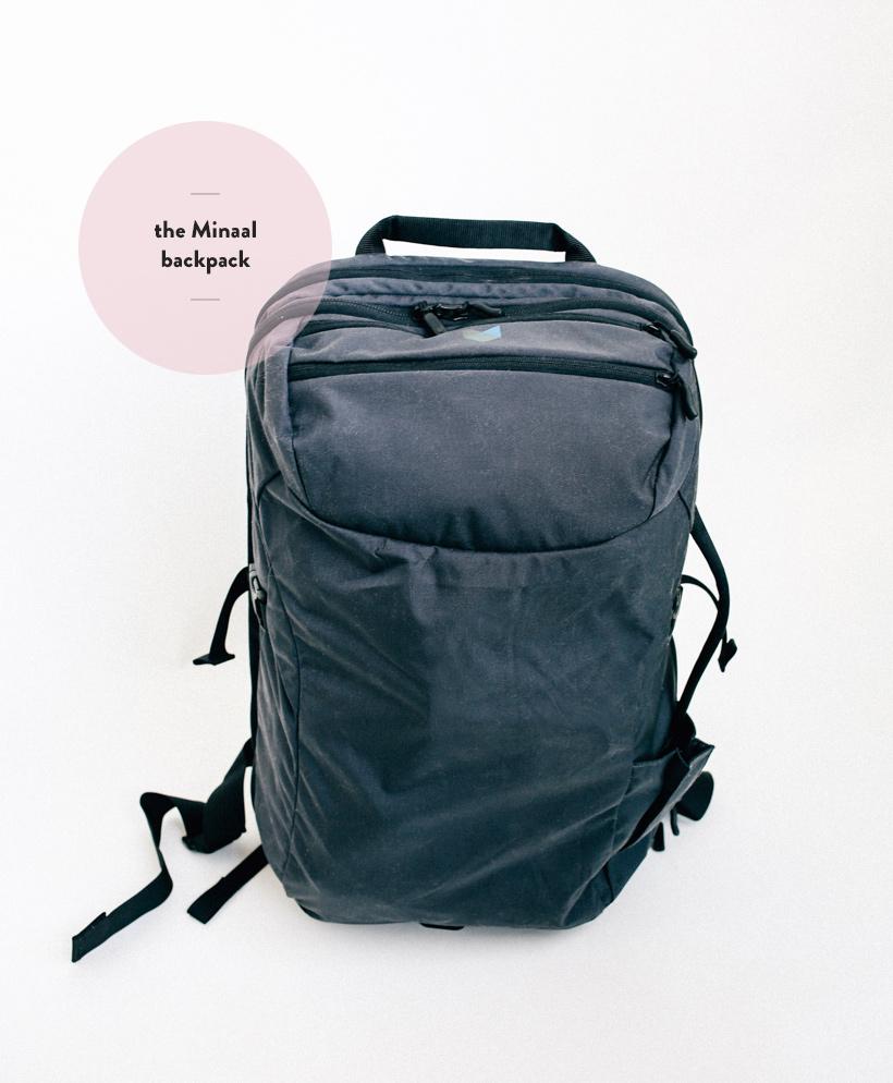 Minaal Backpack | DesignComb
