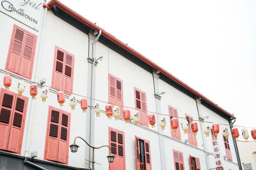 Chinatown in Singapore | DesignComb