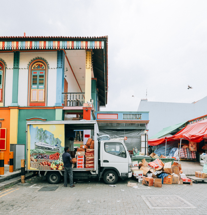 Little India in Singapore | DesignComb