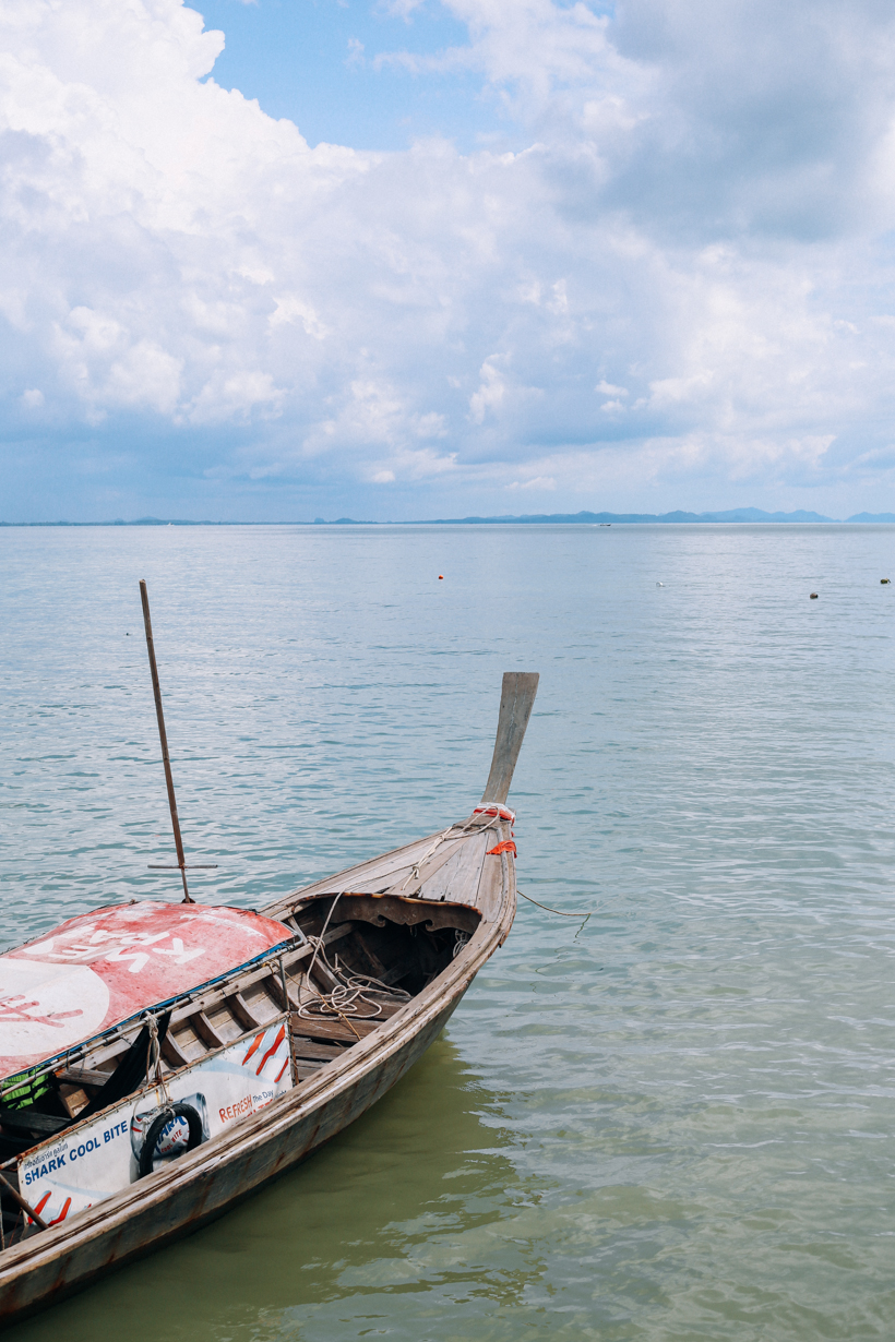 Long Tail Boat in Thailand | DesignComb