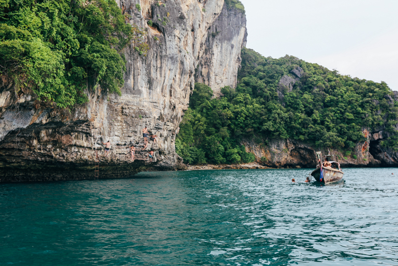 Island Tour in Southern Thailand | DesignComb
