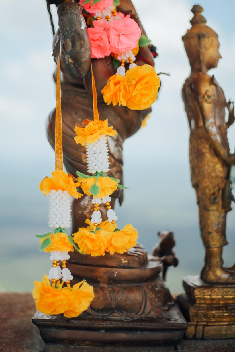 Tiger Temple in Krabi, Thailand | DesignComb