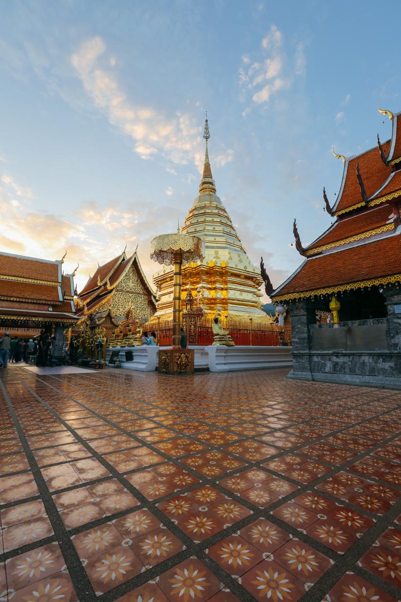 Wat Phra That Doi Suthep Thailand | DesignComb