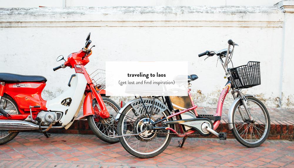 A Laos Travel Guide | DesignComb