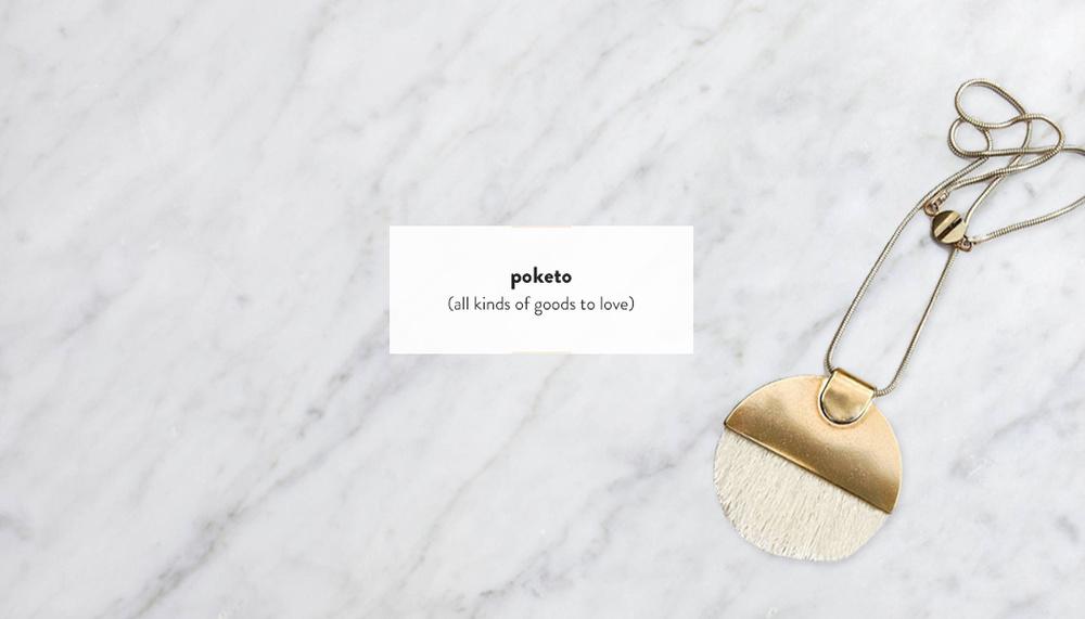 Poketo | DesignComb