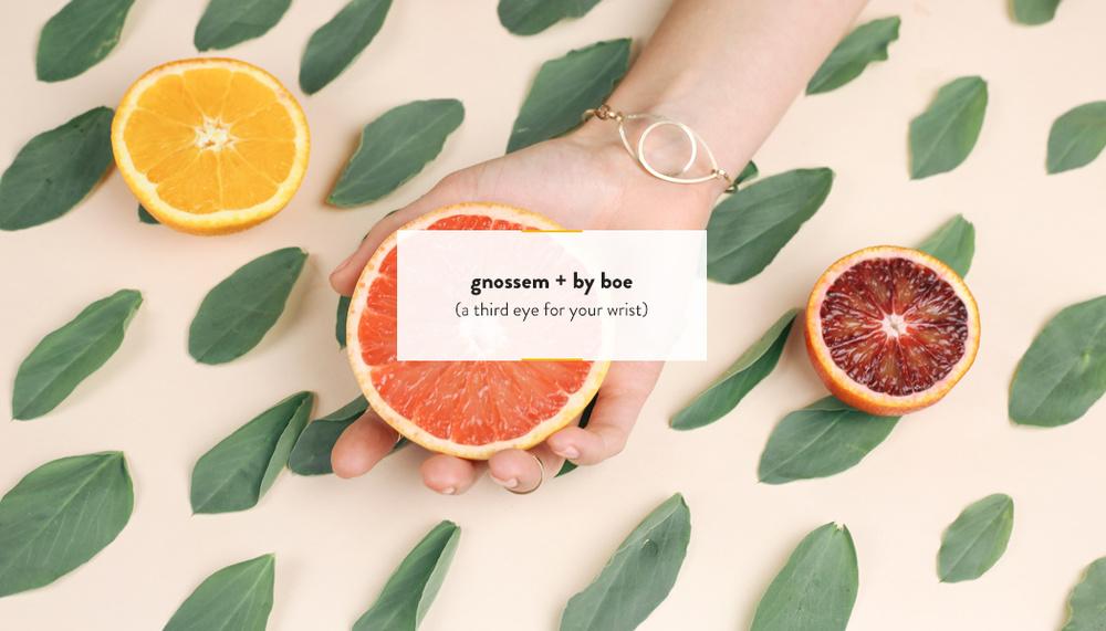 DesignComb | Gnossem + By Boe