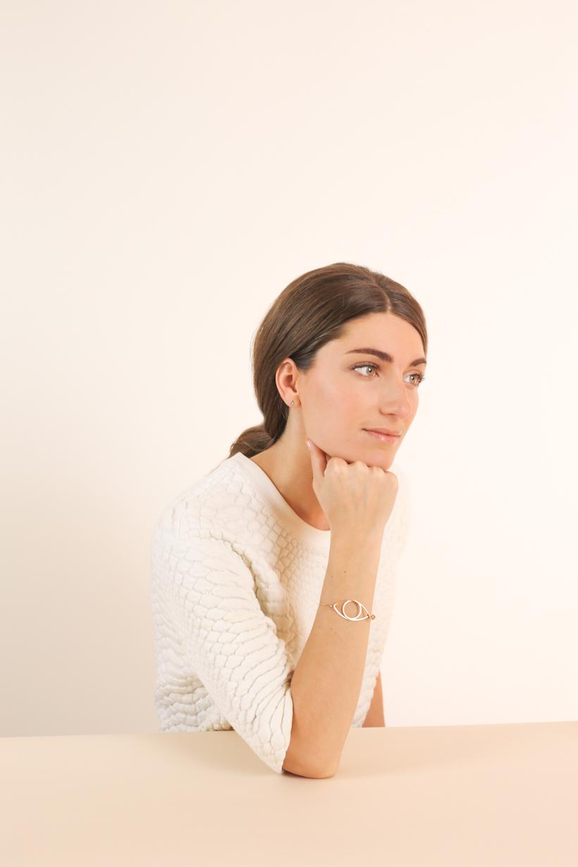 DesignComb | Gnossem + By Boe Eye Bracelet