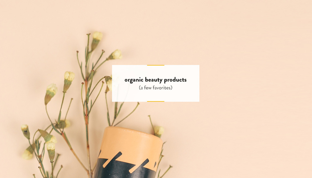 Organic Beauty Brands | DesignComb