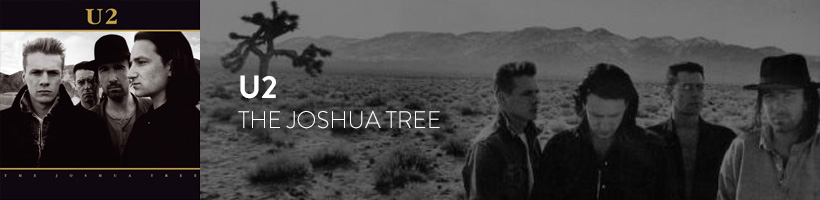 Album of the Week U2 The Joshua Tree | DesignComb