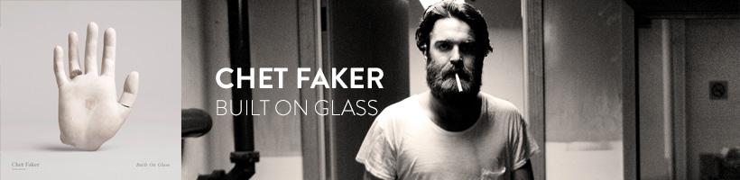 Chet Faker - Album of the week | DesignComb