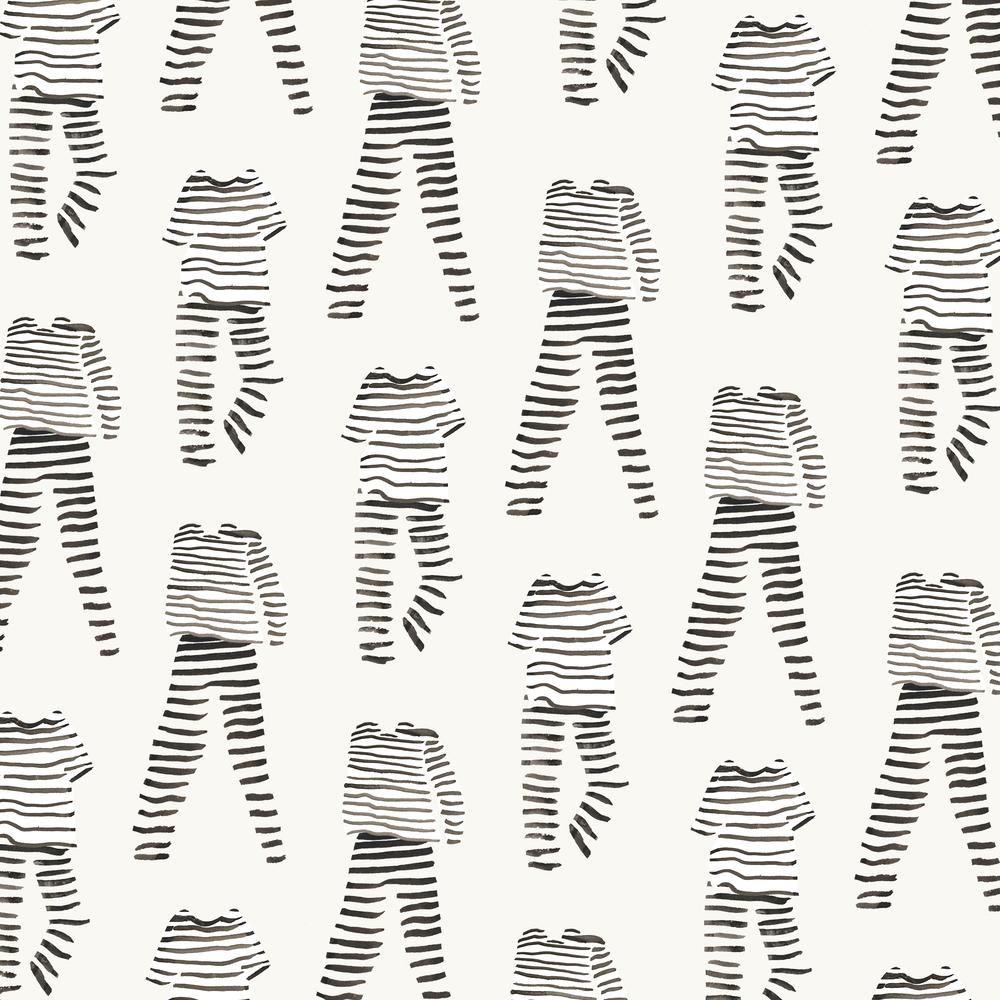 Alcatraz Patternby Sara Combs | DesignComb