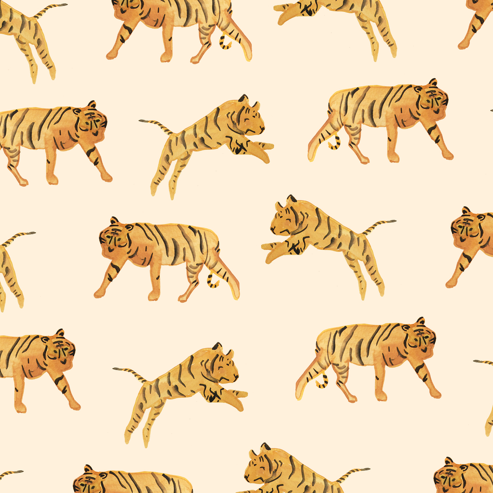 A Trip to the Zoo pattern by Sara Combs | DesignComb