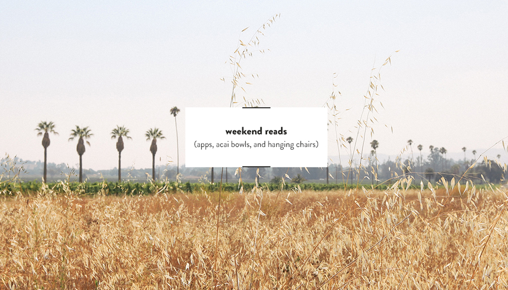 Weekend reads #14 | DesignComb