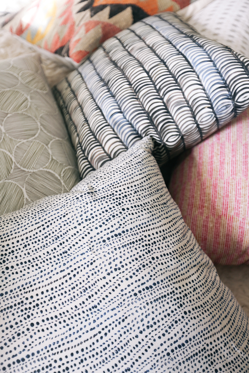 Piles of Pillows from Guildery | DesignComb