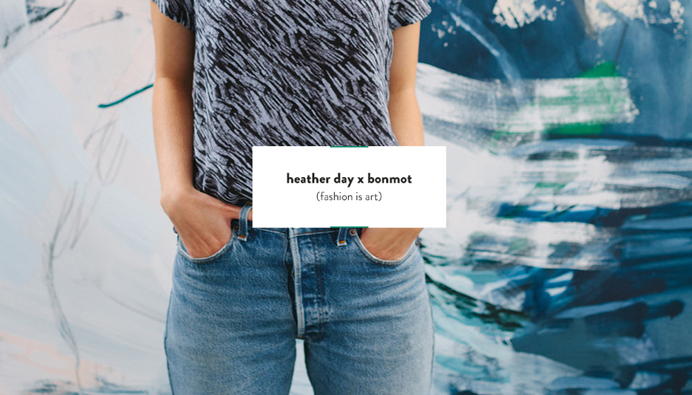 Heather Day x BONMOT | DesignComb