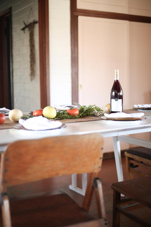 Thanksgiving at The Joshua Tree House | DesignComb