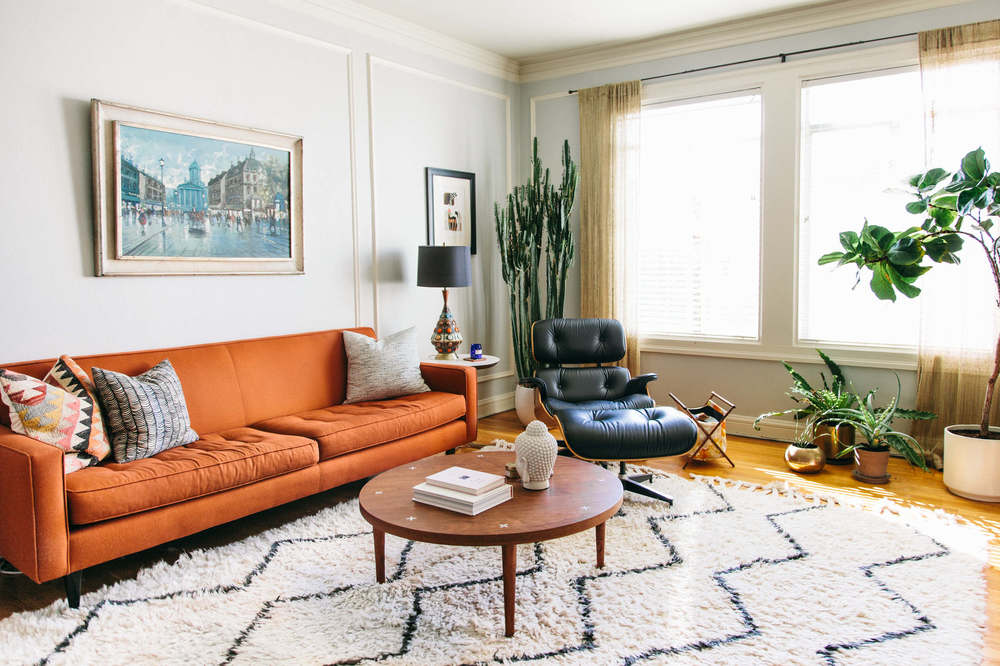 Rich and Sara Combs' San Francisco apartment