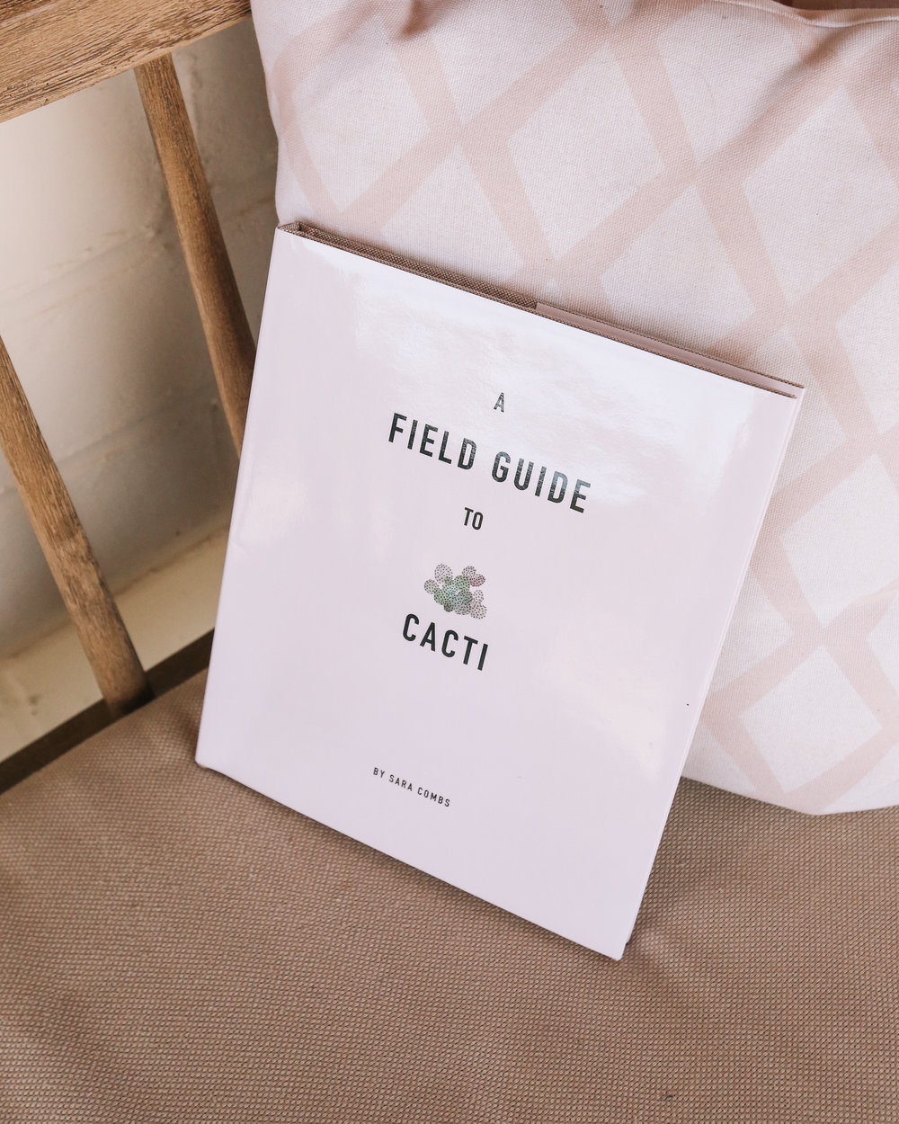 A Field Guide to Cacti by Sara Combs