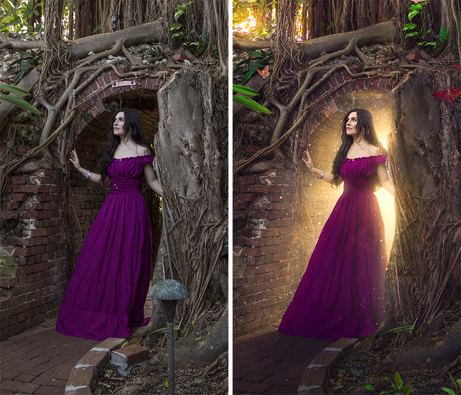 8 steps to creating a fantasy lighting effect robert cornelius 8 steps to creating a fantasy lighting effect publicscrutiny Images
