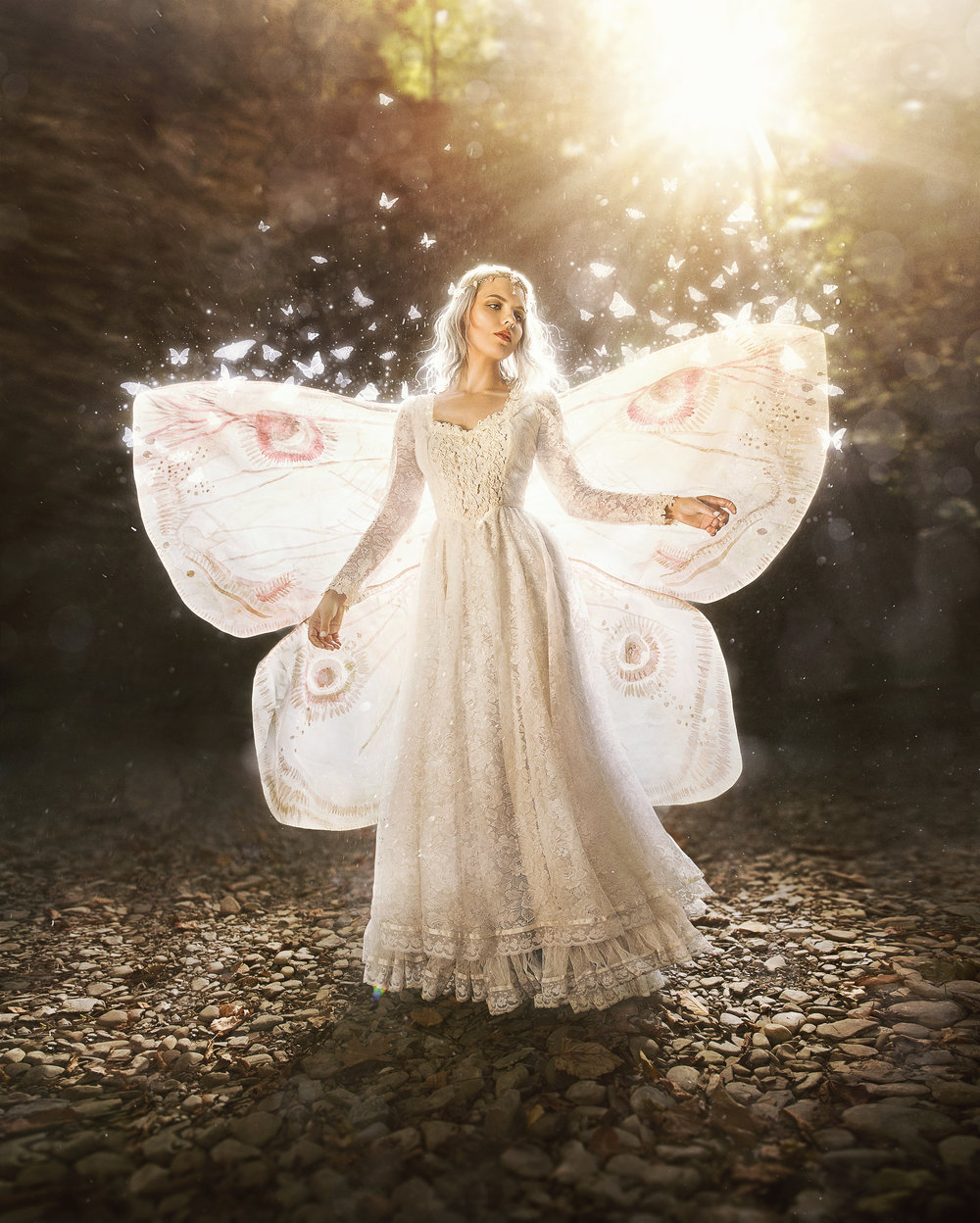 """Lady of the Light"" Featuring Laryssa Fierle"