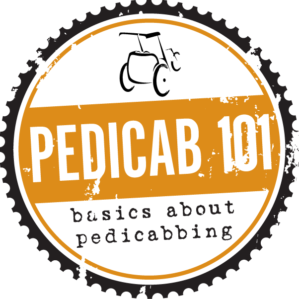 Click here to learn more about the pedicab world!