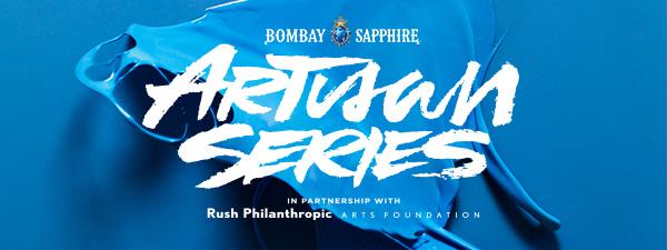 Bombay Saphire Artisan Series