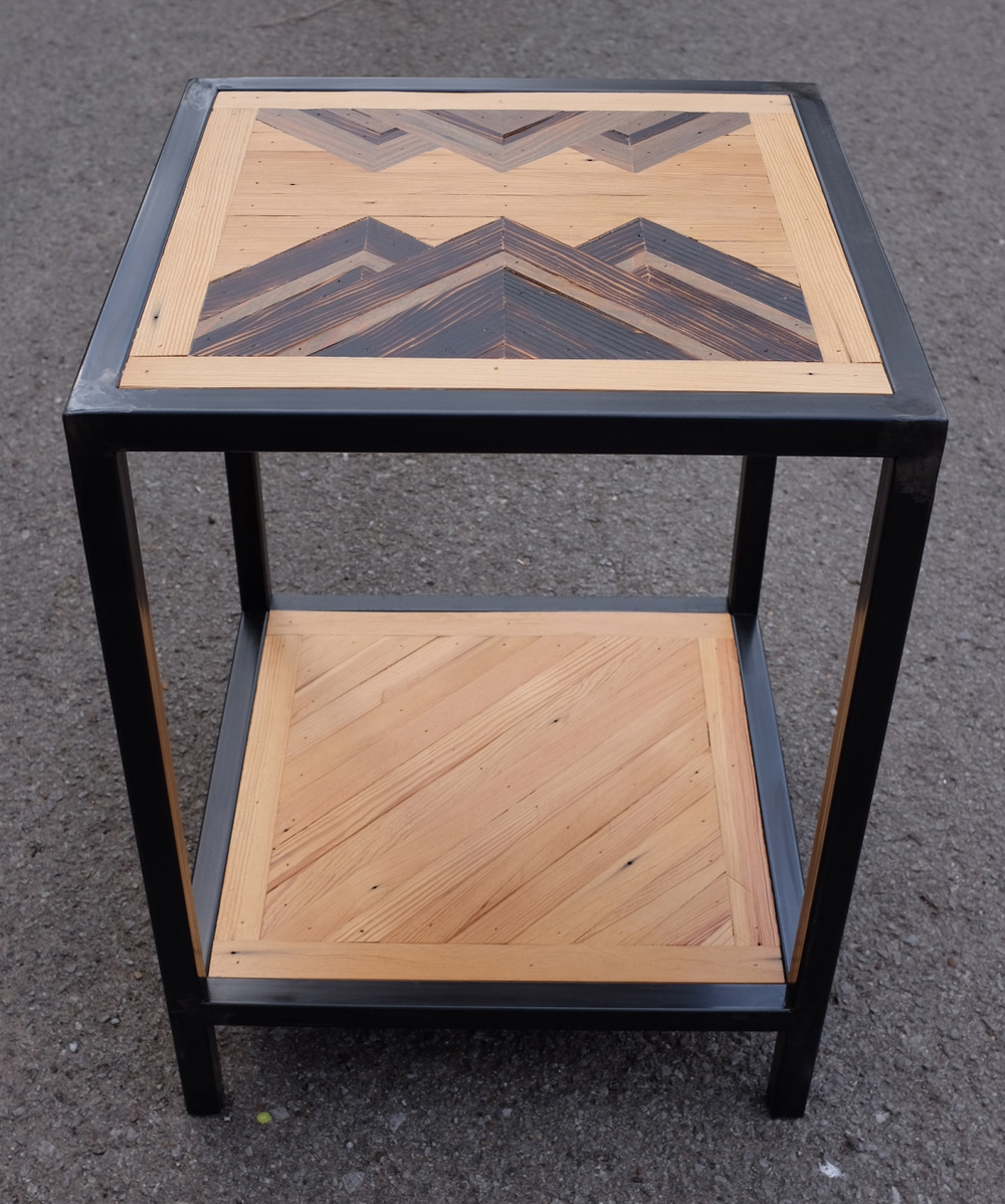 End Table   Mosaic Top