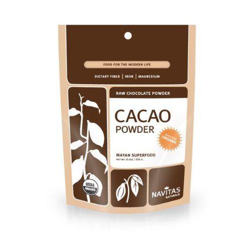 Navitas Naturals Organic Raw Cacao Powder