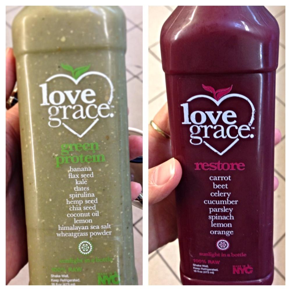 lovegrace smoothies