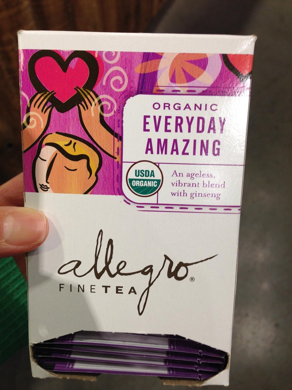 Allegro Everyday Amazing Tea