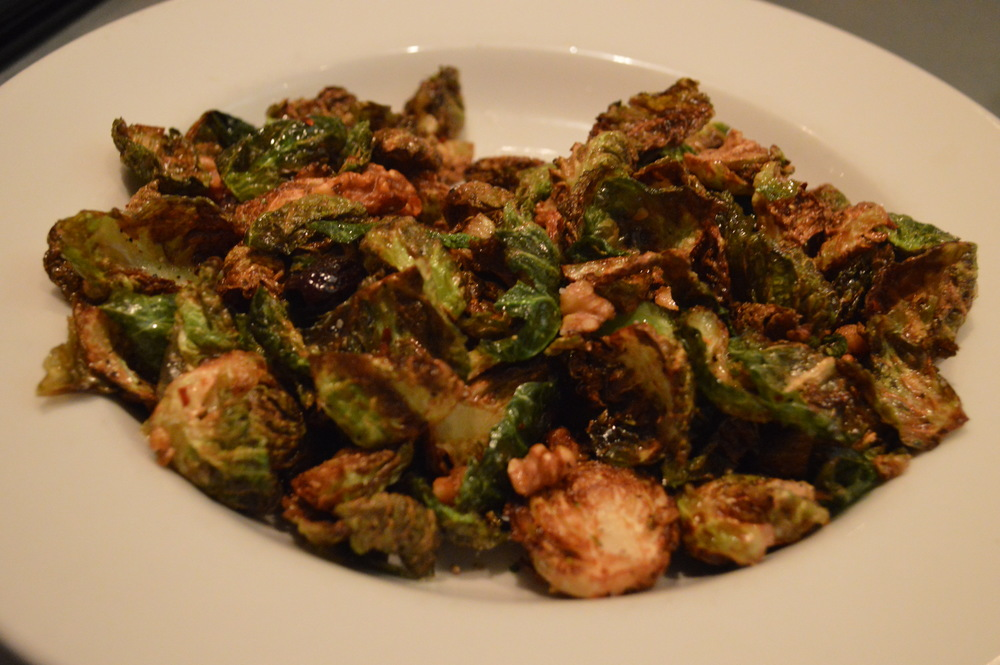 Annie's Brussels Sprouts
