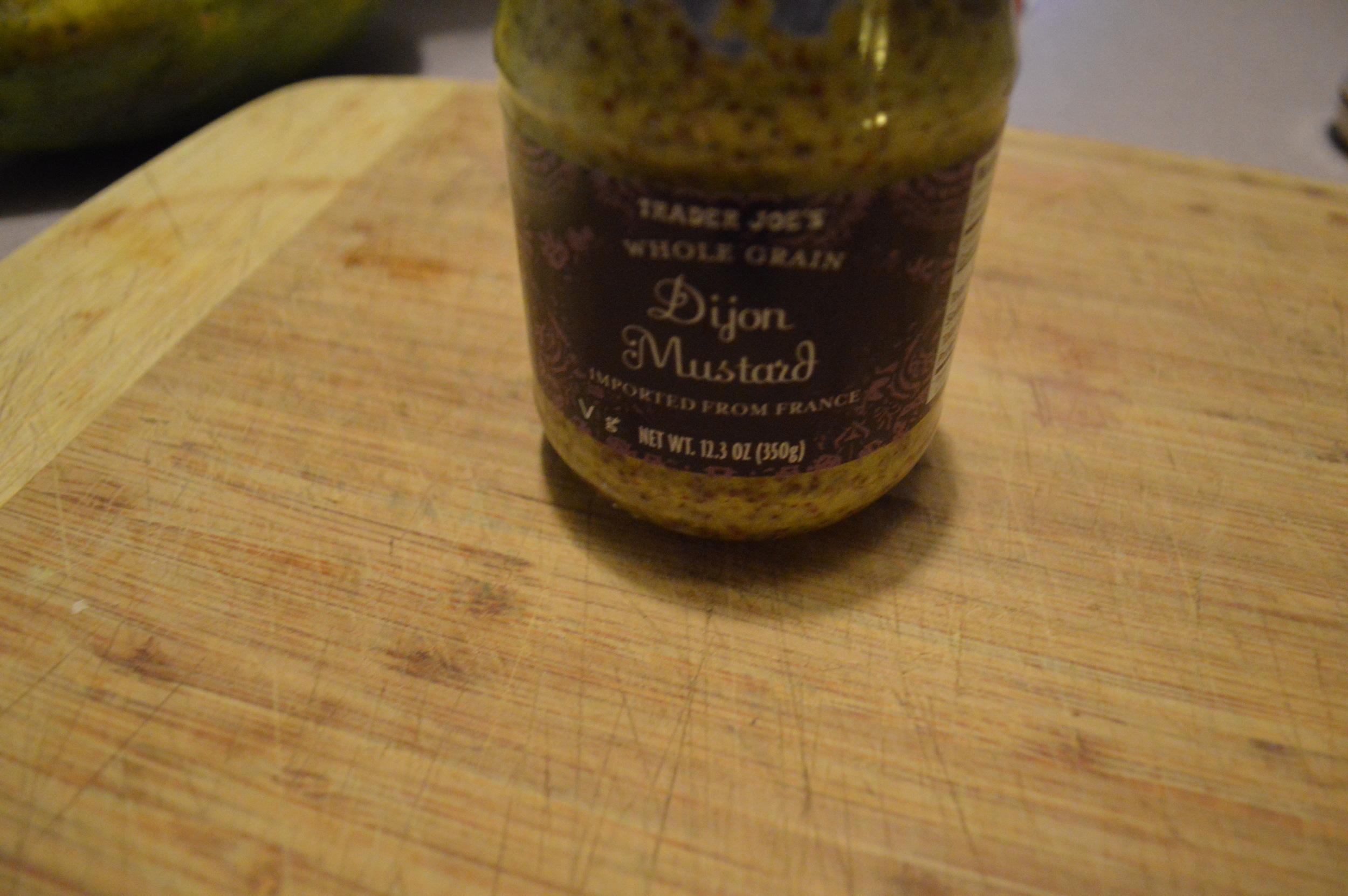 Trader Joe's Dijon Mustard