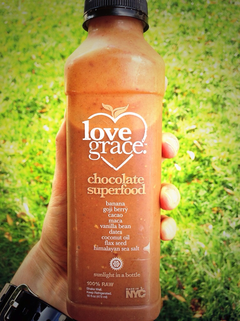 Love Grace Chocolate Superfood