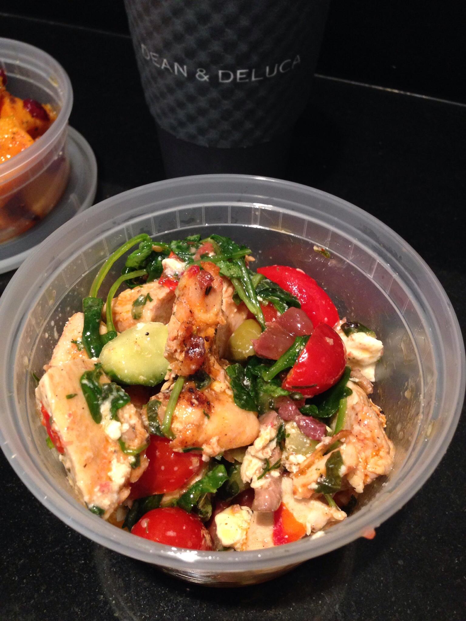 Dean & Deluca Greek Chicken Salad