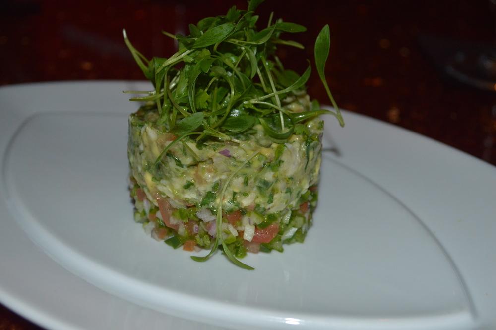 Enso Asian Bisto | Tuna Ceviche
